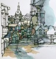 cumbrian townscape
